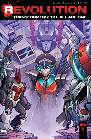 Transformers: Till All Are One: Revolution No.1