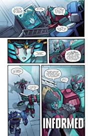 Transformers: Till All Are One: Revolution #1