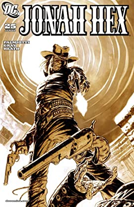 Jonah Hex (2006-2011) No.25