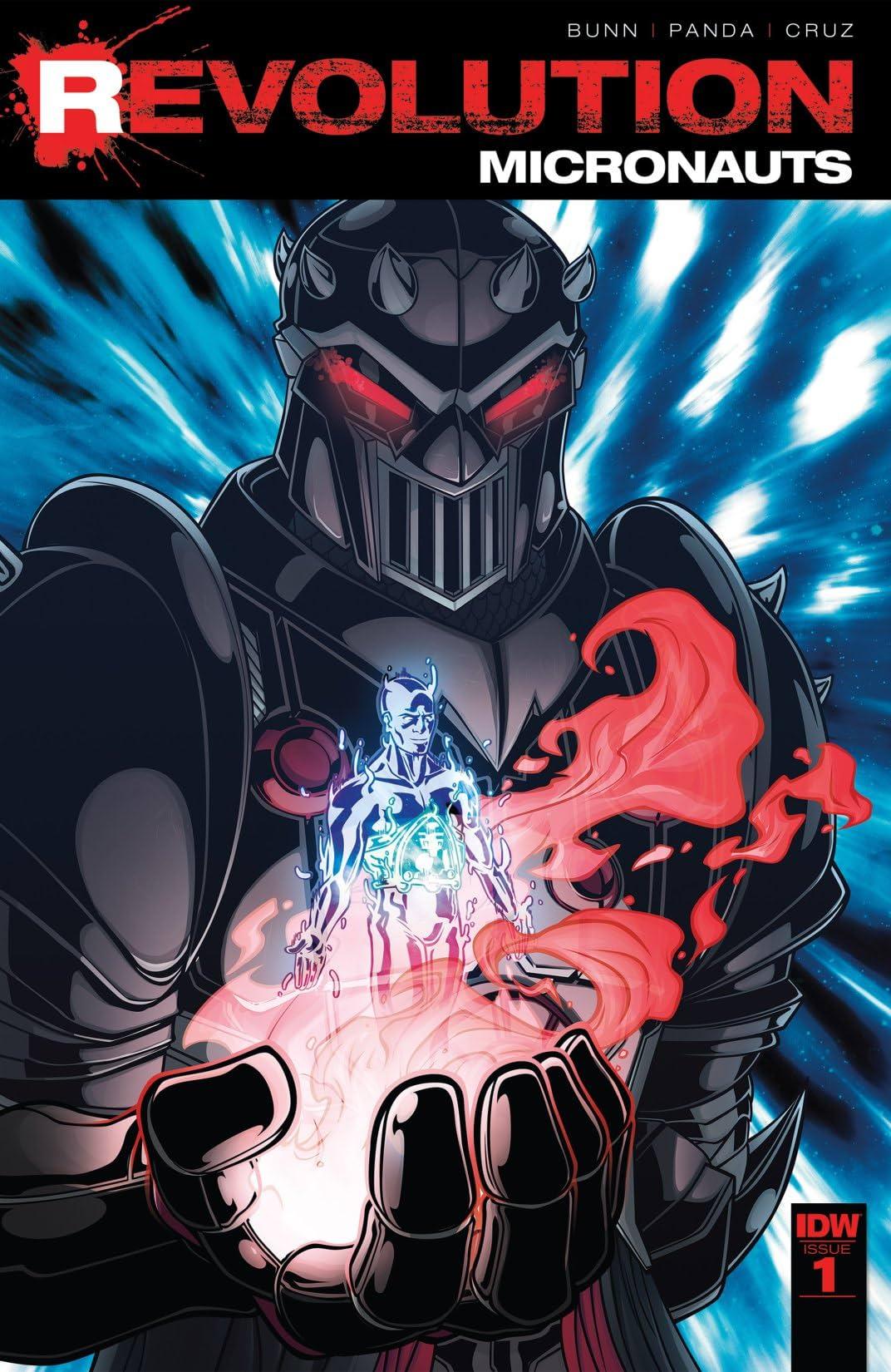 Micronauts: Revolution #1