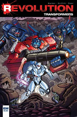 Transformers: Revolution #1