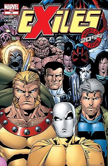 Exiles (2001-2008) #76