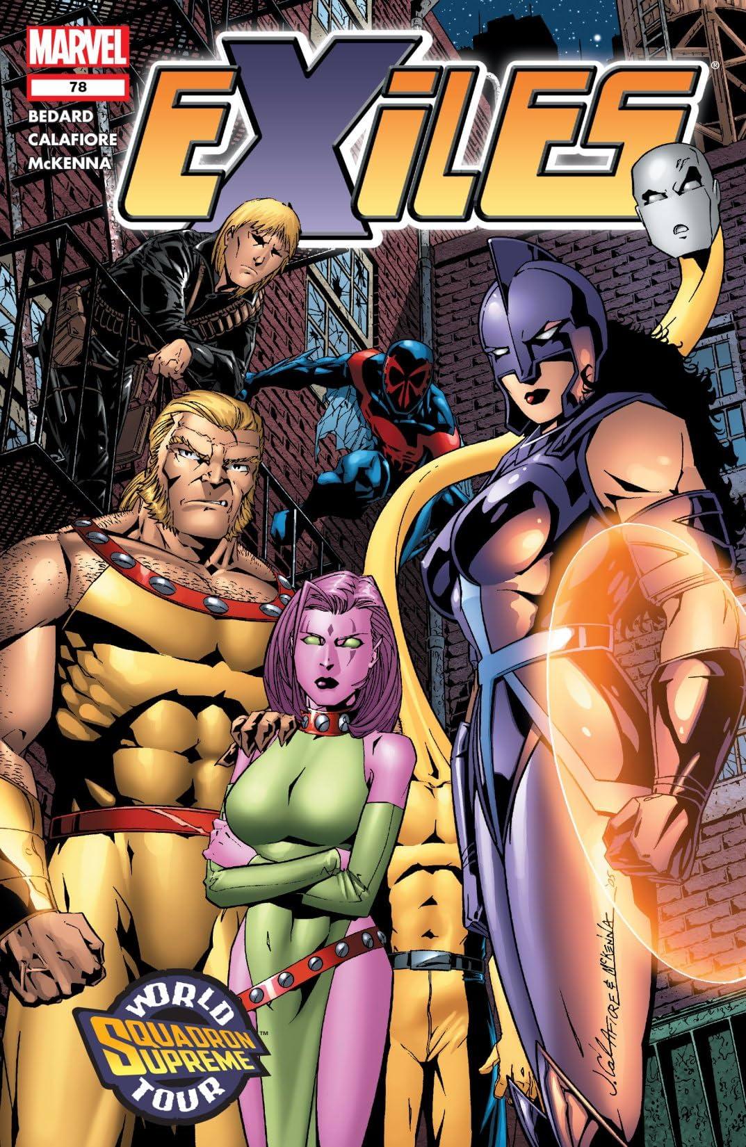 Exiles (2001-2008) #78