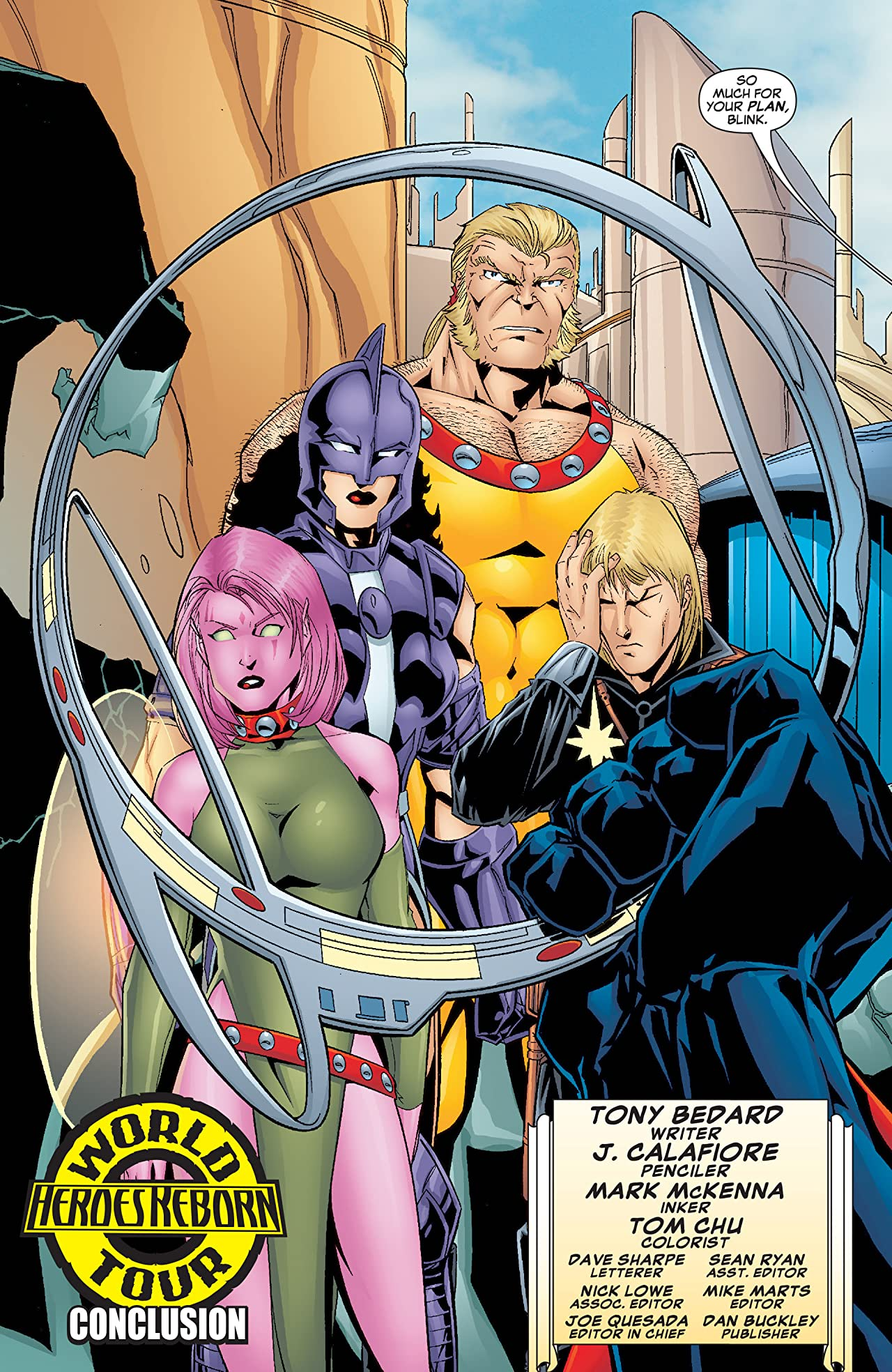 Exiles (2001-2008) #82