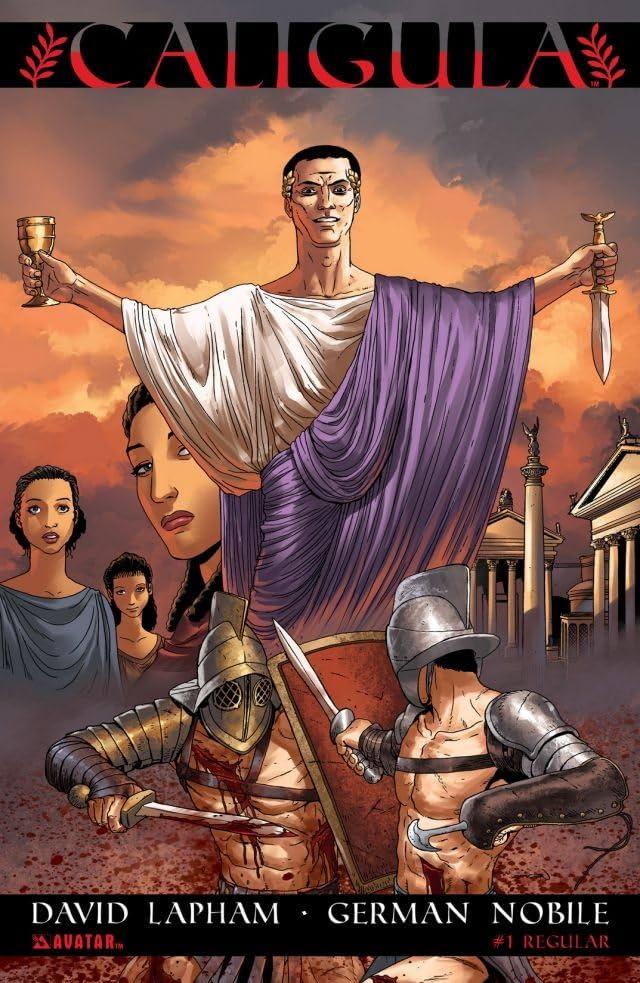 Caligula #1 (of 6)