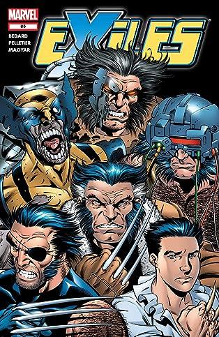 Exiles (2001-2008) #85
