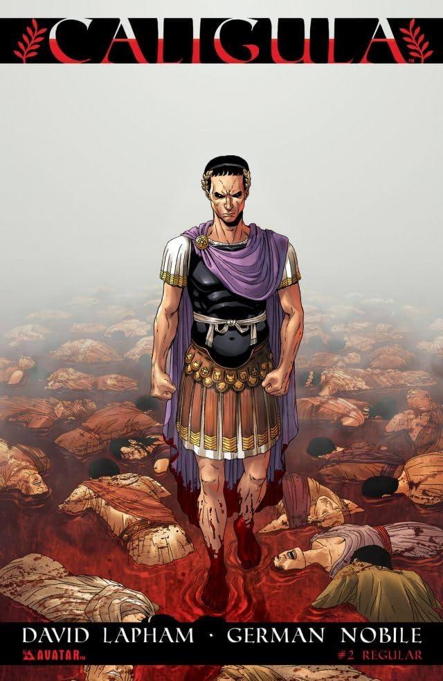 Caligula #2 (of 6)