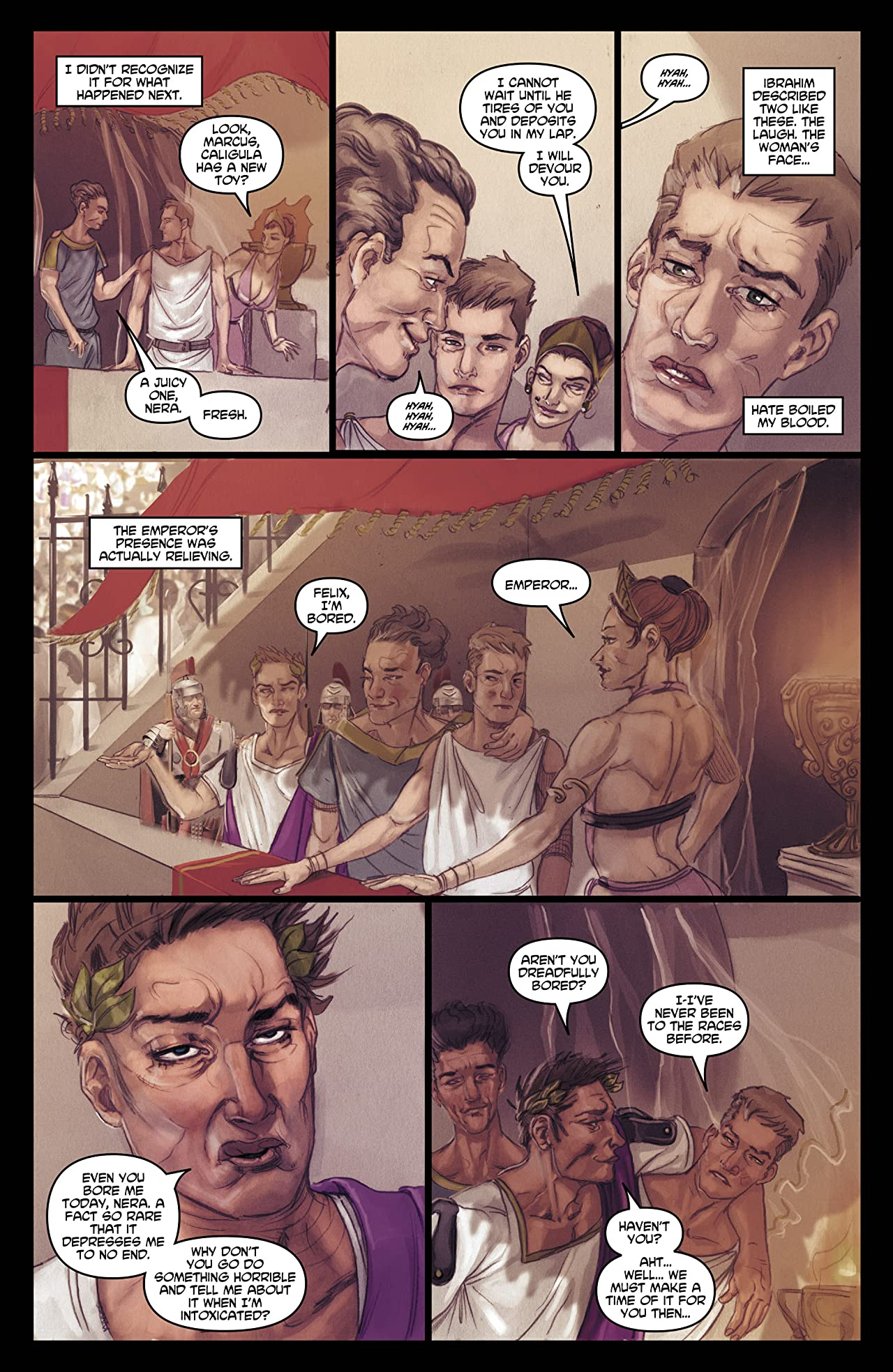Caligula #2 (of 6)