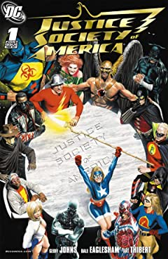 Justice Society of America (2007-2011) #1