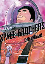 Space Brothers Vol. 25