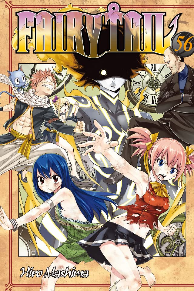 Fairy Tail Vol. 56