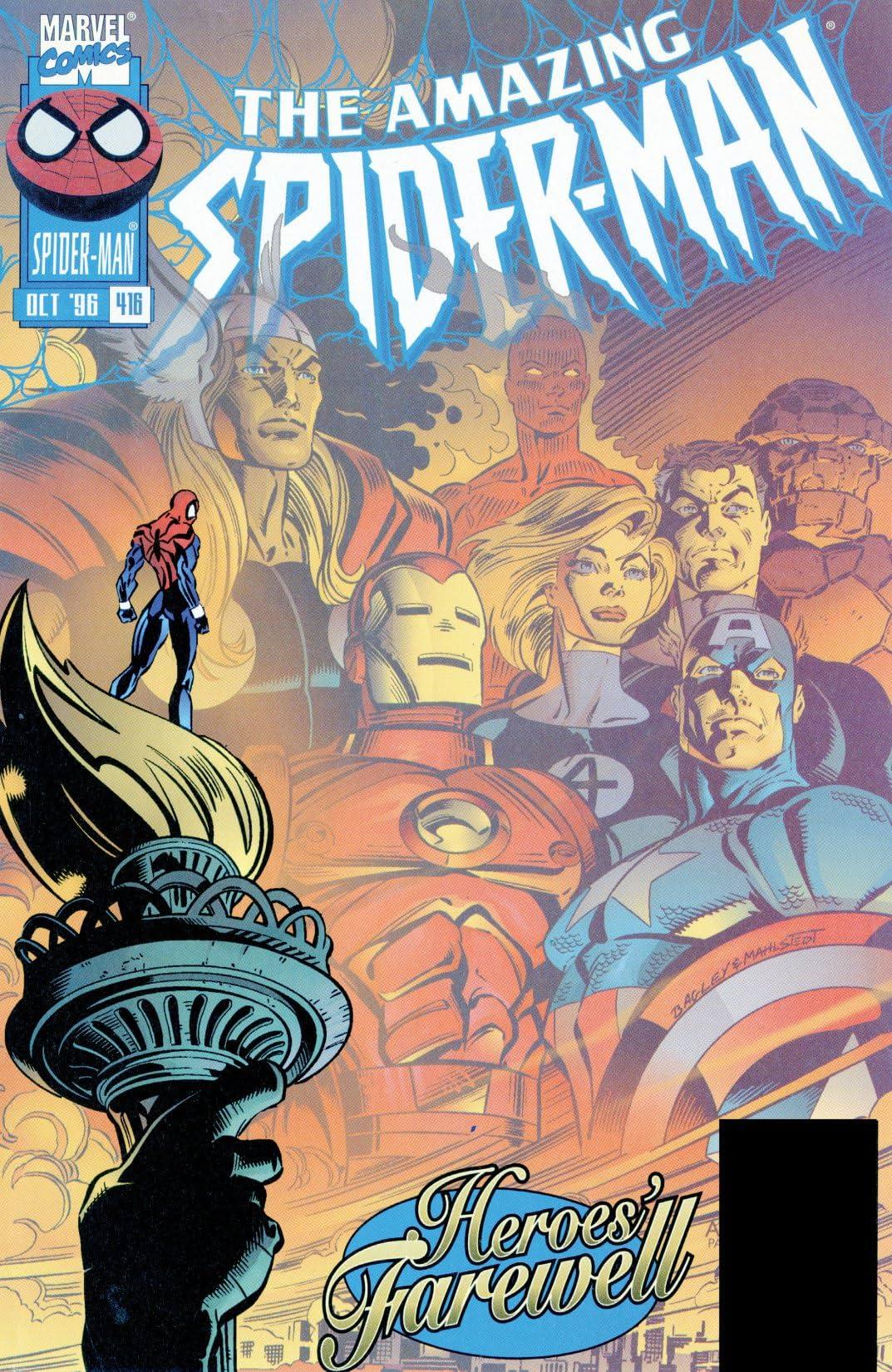 Amazing Spider-Man (1963-1998) #416