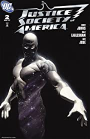 Justice Society of America (2007-2011) #2