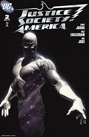 Justice Society of America (2007-2011) No.2