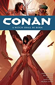 Conan Vol. 20: A Witch Shall Be Born