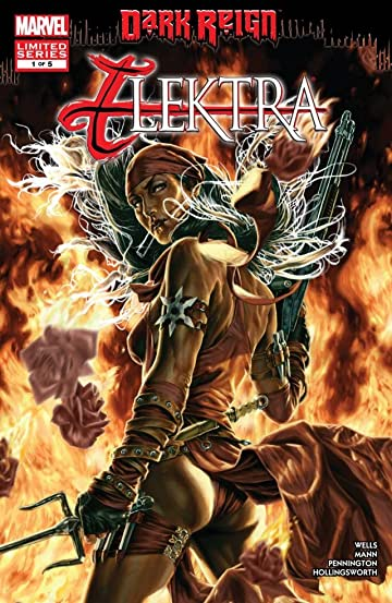 Dark Reign: Elektra #1 (of 5)