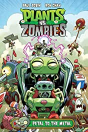 Plants vs. Zombies Vol. 5: Petal to the Metal