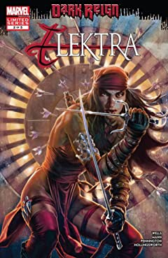 Dark Reign: Elektra #2 (of 5)