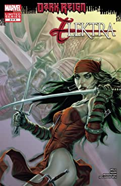 Dark Reign: Elektra #3 (of 5)