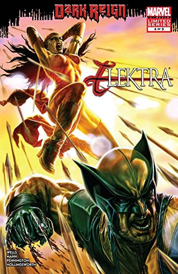 Dark Reign: Elektra #4 (of 5)
