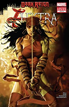 Dark Reign: Elektra #5 (of 5)