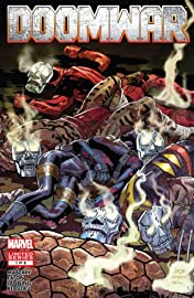 Doomwar #1 (of 6)