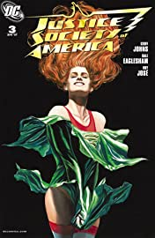 Justice Society of America (2007-2011) #3