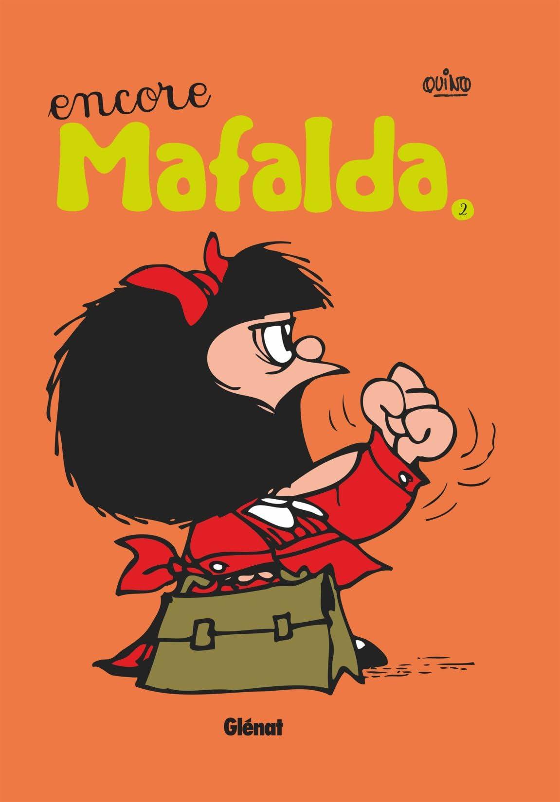 Mafalda Vol. 2: Encore Mafalda