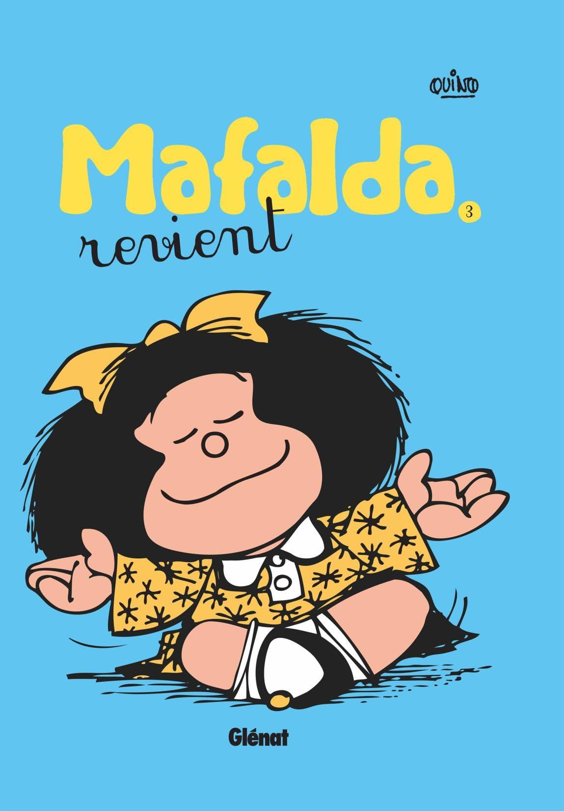 Mafalda Vol. 3: Mafalda revient