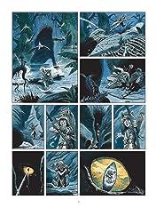 Louve Vol. 2: La main coupée du dieu Tyr