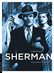 Sherman Tome 1 : La Promesse. New York