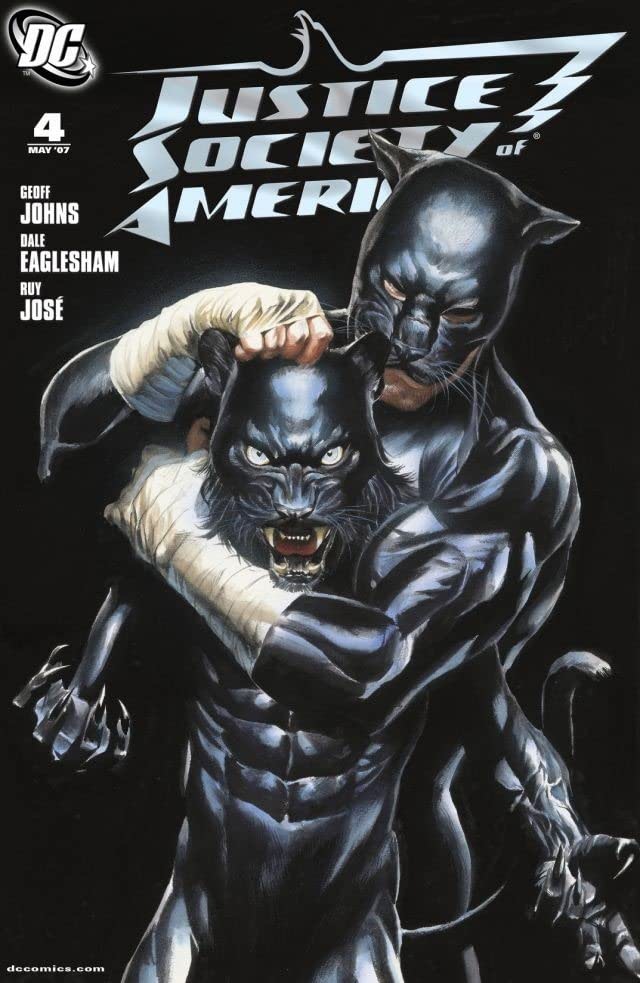 Justice Society of America (2007-2011) #4