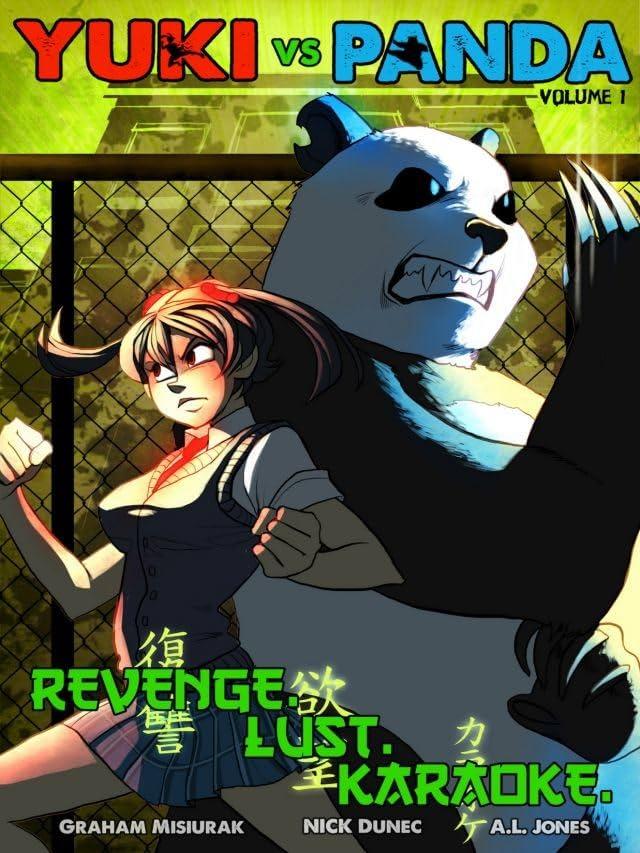 Yuki vs Panda Vol. 1