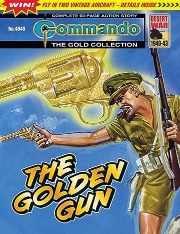 Commando #4948: The Golden Gun