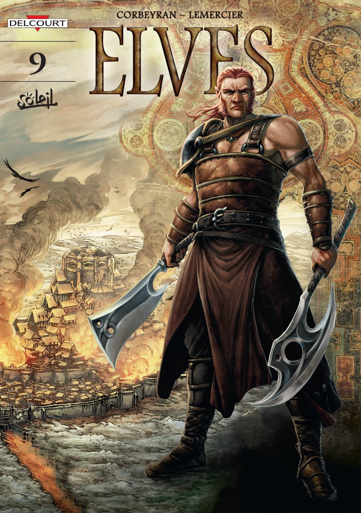 Elves Vol. 9: The Siege of Cadanla