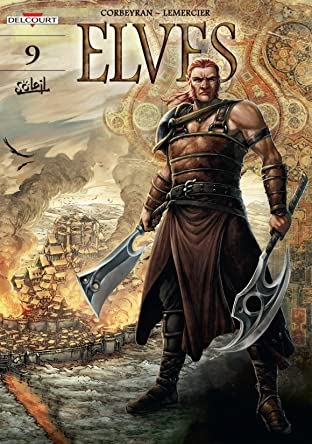 Elves Tome 9: The Siege of Cadanla