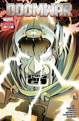 Doomwar #6 (of 6)