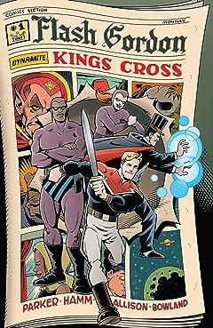 Flash Gordon: Kings Cross #1