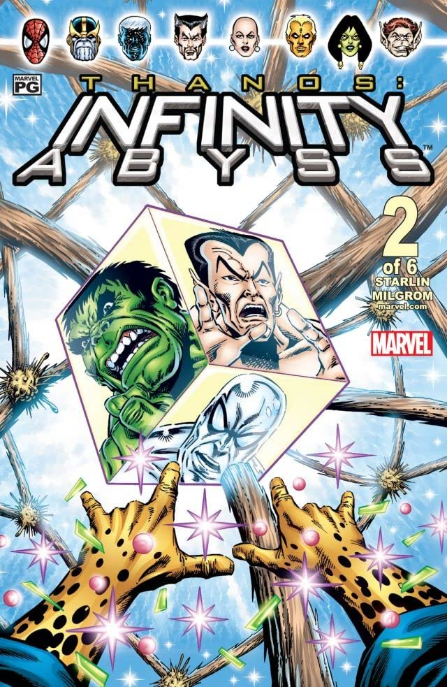 Infinity Abyss #2 (of 6)