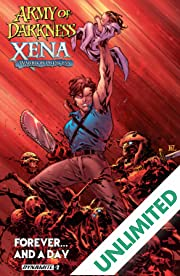 Army Of Darkness/Xena: Forever…And A Day #2