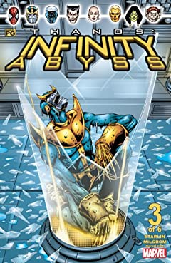 Infinity Abyss #3 (of 6)