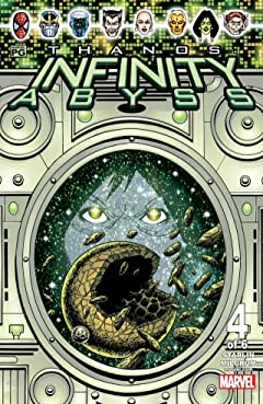 Infinity Abyss #4 (of 6)
