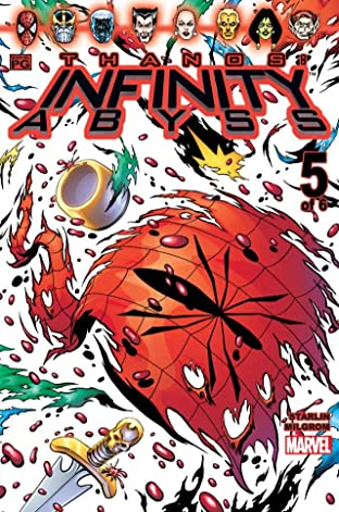 Infinity Abyss #5 (of 6)