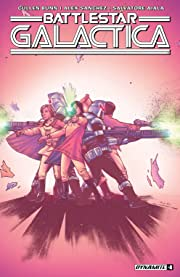 Classic Battlestar Galactica Vol. 3 #4: Digital Exclusive Edition
