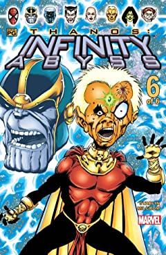 Infinity Abyss #6 (of 6)