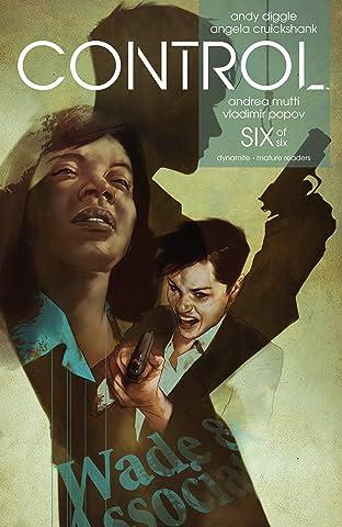 Control #6: Digital Exclusive Edition