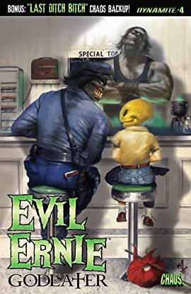 Evil Ernie: Godeater #4: Digital Exclusive Edition