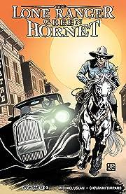 Lone Ranger/Green Hornet #5: Digital Exclusive Edition