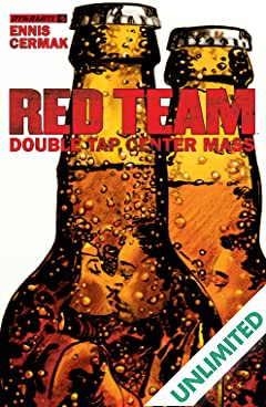 Red Team: Double Tap, Center Mass #5