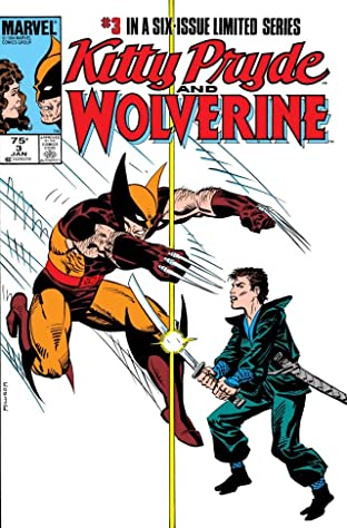 Kitty Pryde & Wolverine No.3 (sur 6)